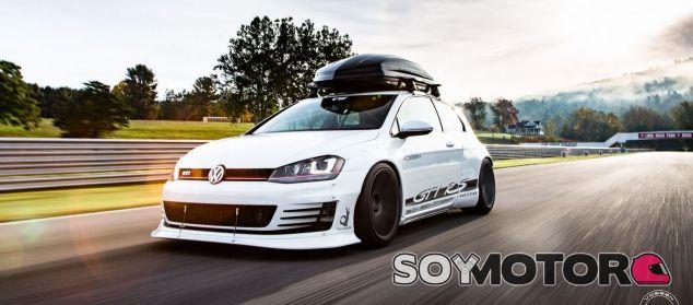 Volkswagen Golf GTI RS - SoyMotor.com