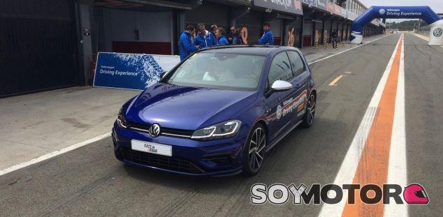 Volkswagen Golf R - SoyMotor.com