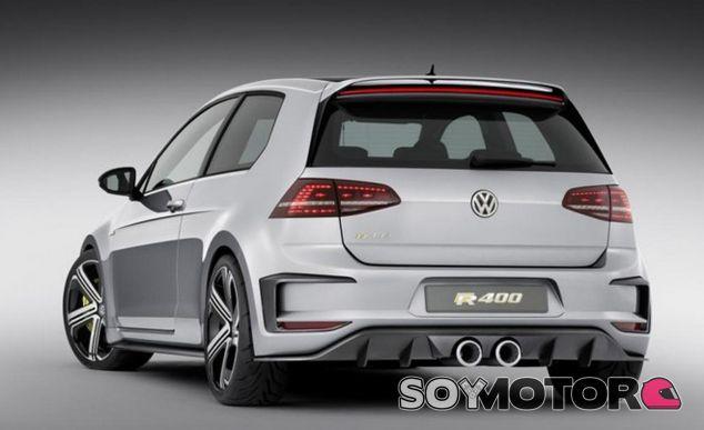 El Vollkswagen Golf R400 se fabricarán en muy pocas unidades - SoyMotor