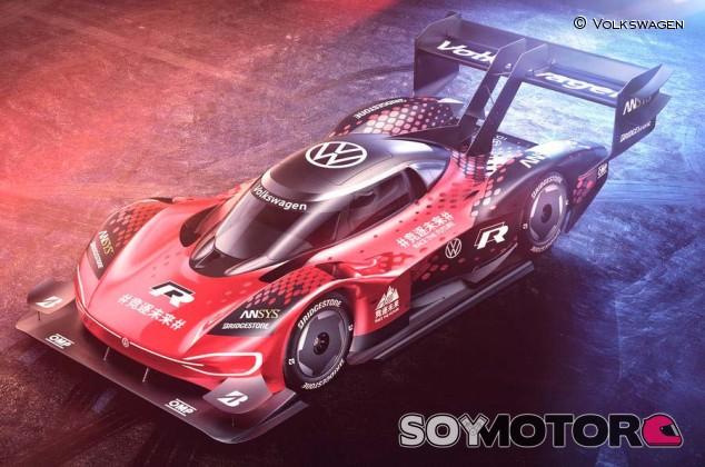 Volkswagen ID: R - SoyMotor.com