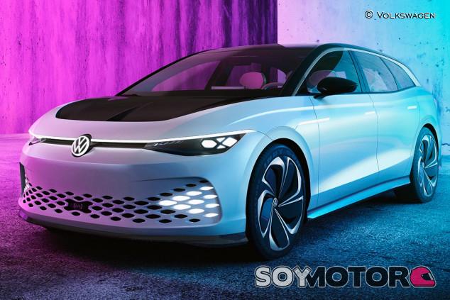 Volkswagen ID. Space Vizzion - SoyMotor.com