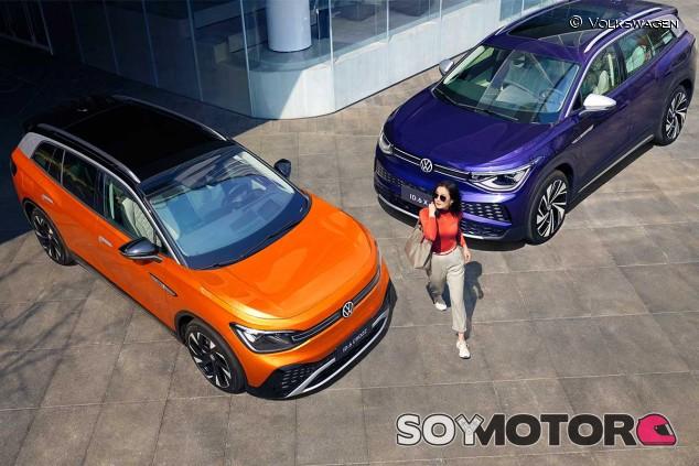 Volkswagen ID.6 - SoyMotor.com