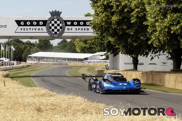 El Volkswagen ID.R se hace con el récord de Goodwood - SoyMotor.com