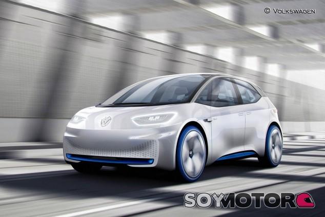 El I.D. Neo, primer eléctrico creado de cero de la marca, será una de las principales novedades este año - SoyMotor.com