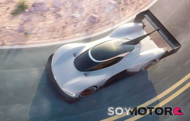 Pikes Peak, un desafío especial y ambicioso para Volkswagen - SoyMotor.com