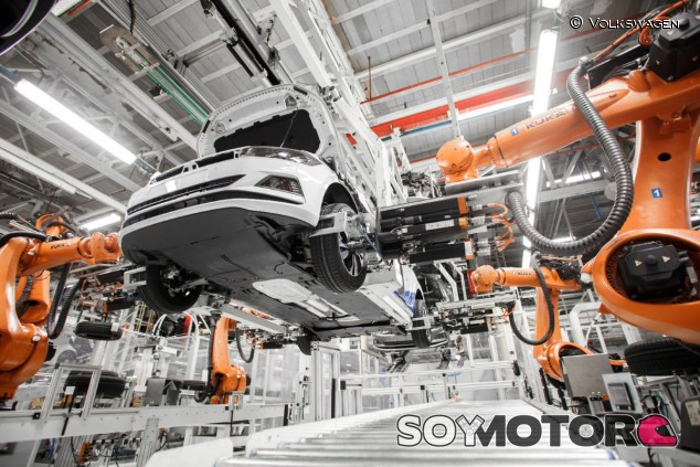 Volkswagen, se prepara para producir respiradores con sus impresoras 3D - SoyMotor.com