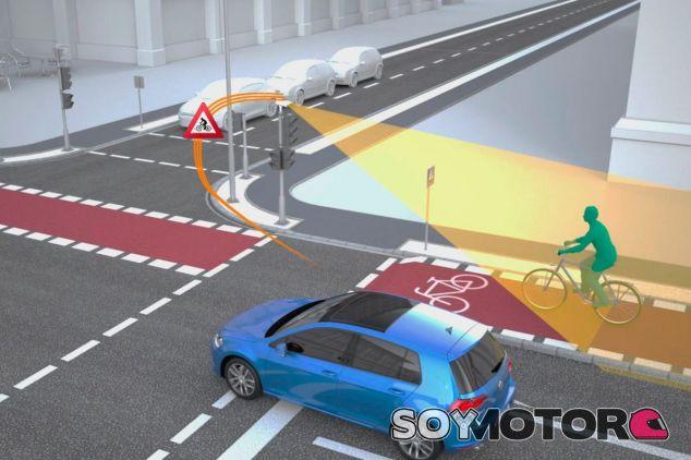 Volkswagen y Siemens colaboran para desarrollar tecnología Car2X - SoyMotor.com