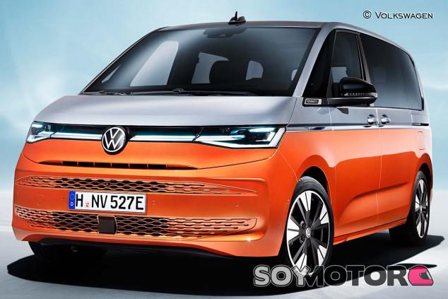 Volkswagen T7 Multivan - SoyMotor.com
