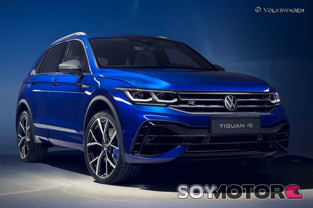 Volkswagen Tiguan R - SoyMotor.com