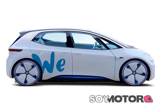 Volkswagen anuncia un servicio 'carsharing' eléctrico - SoyMotor.com