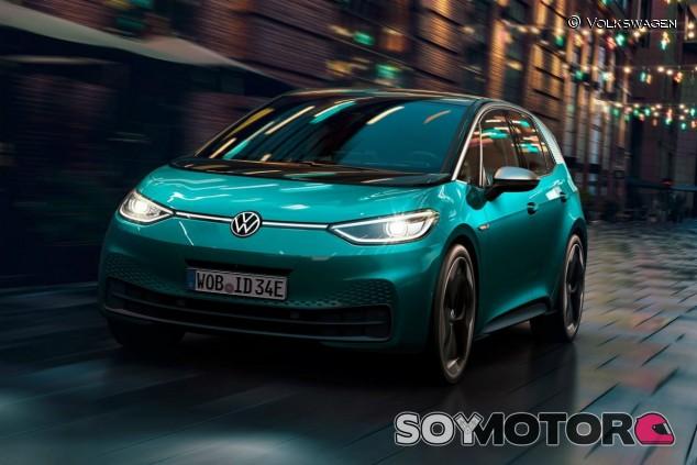 Los Volkswagen eléctricos deportivos se llamarán GTX - SoyMotor.com