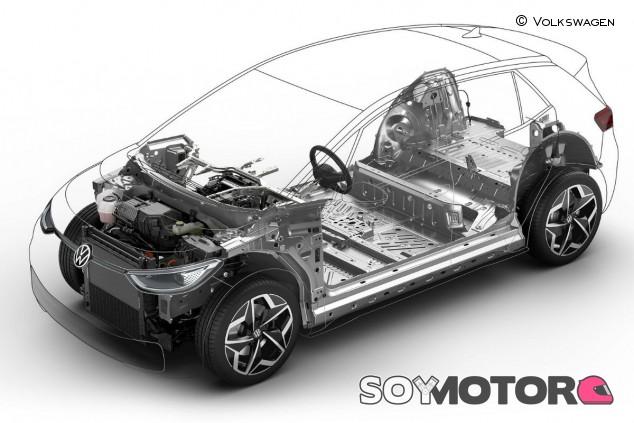 Grupo Volkswagen: un millón de eléctricos en 2023 - SoyMotor.com