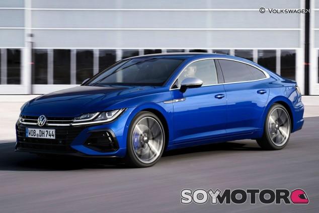 Volkswagen Arteon R 2021: la cara más deportiva de la berlina - SoyMotor.com