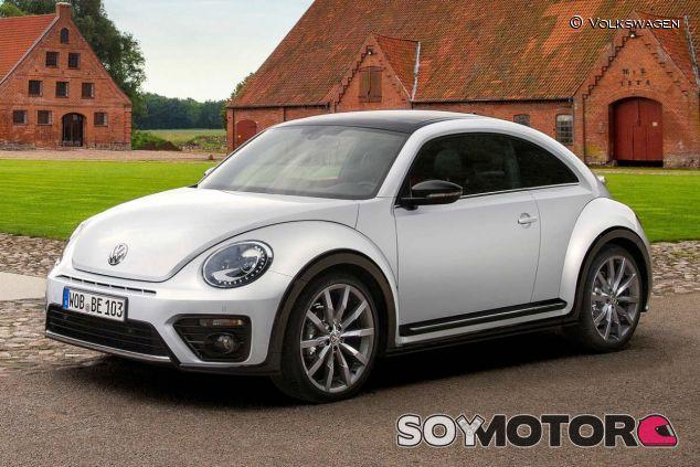 Volkswagen Beetle - SoyMotor.com