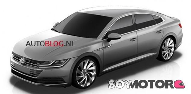 Volkswagen CC 2018 - Autoblog