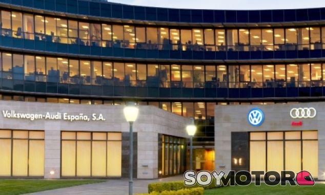 Sede de Volkswagen-Audi en España - soymotor.com