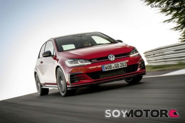 El nuevo Volkswagen Golf GTI TCR se pone a la venta en España - SoyMotor.com