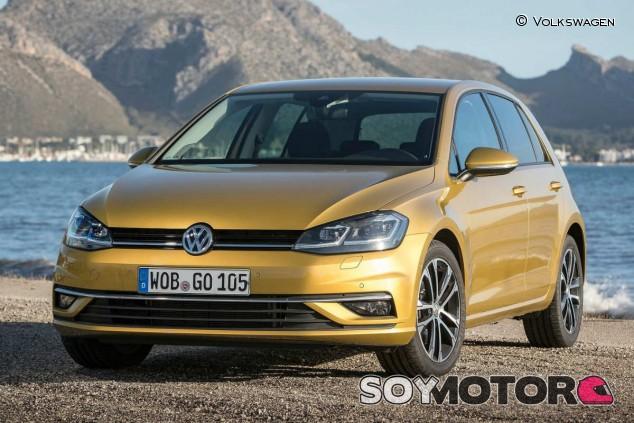 Volkswagen Golf TGI - SoyMotor.com