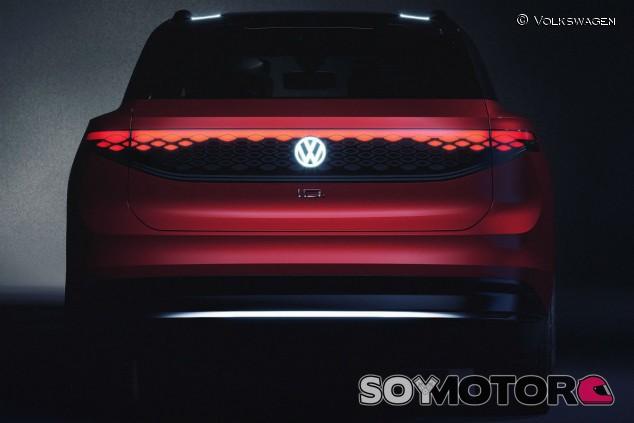 Volkswagen ID Ruggdzz 2023: todoterreno eléctrico en el horizonte - SoyMotor.com