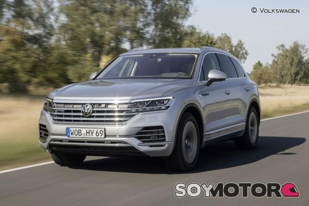 Volkswagen Touareg 2020: versión eHybrid de Etiqueta Cero - SoyMotor.com