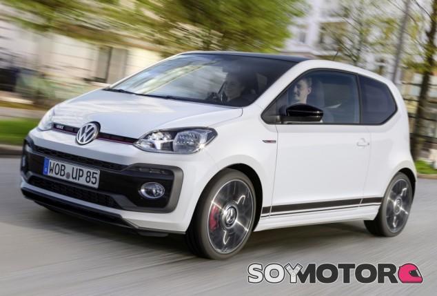 Volkswagen Up! GTI 2018 - SoyMotor.com
