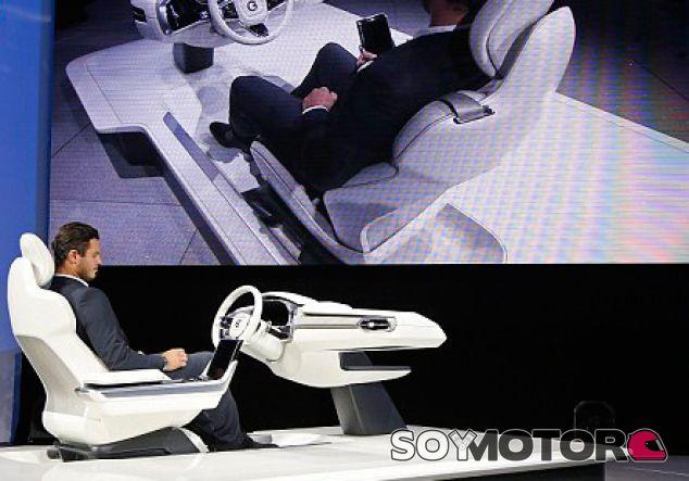 El primer Volvo autónomo estará disponible en 2021 - SoyMotor.com