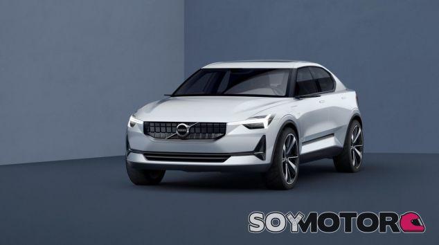Volvo fabricará su primer coche eléctrico en China - SoyMotor.com