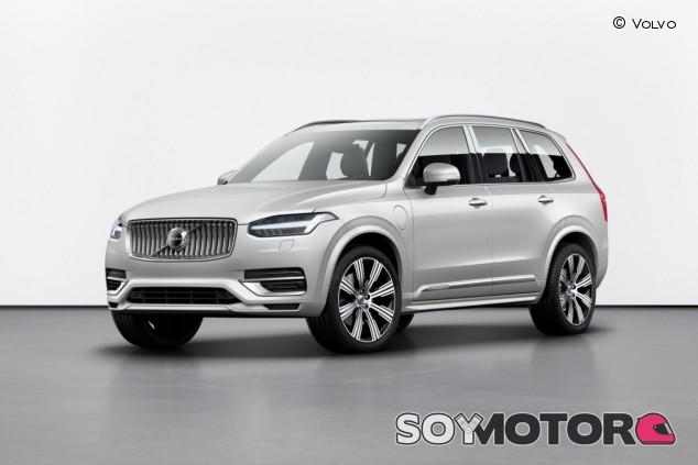 Volvo XC90 2019: la clave es la tecnología - SoyMotor.com