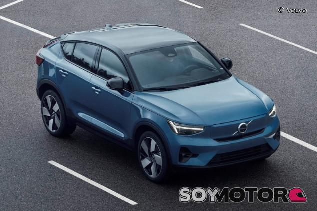 Volvo C40 Recharge 2021: el segundo eléctrico de la marca - SoyMotor.com