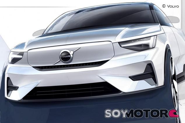 Volvo lanzará un crossover eléctrico de acceso en 2023 - SoyMotor.com