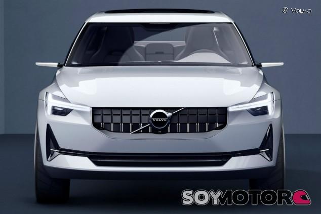 El segundo Volvo eléctrico se presentará en marzo de 2021 - SoyMotor.com