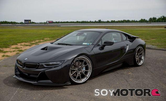 El BMW i8 de Vorsteiner tiene un diseño imponente y también intimidante - SoyMotor