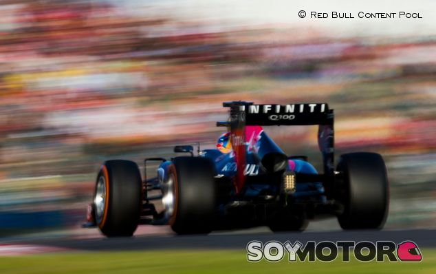 Sebastian Vettel en el Gran Premio de Japón 2013 - LaF1