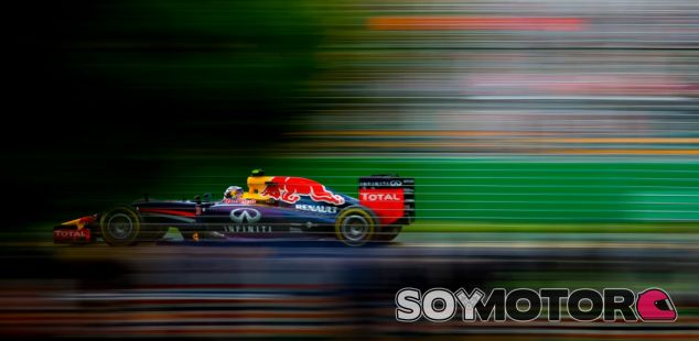 Daniel Ricciardo en el pasado Gran Premio de Australia - LaF1