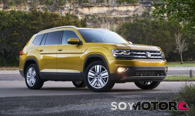 La ofensiva de Volkswagen en el segmento de los SUV es cada vez más importante - SoyMotor
