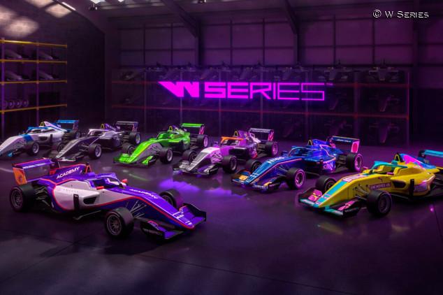Las W Series anuncian una nueva estructura por equipos desde 2021 - SoyMotor.com