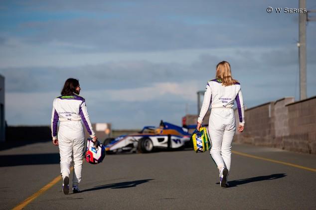 Las W Series comenzará en Austria tras los últimos cambios de la F1 - SoyMotor.com
