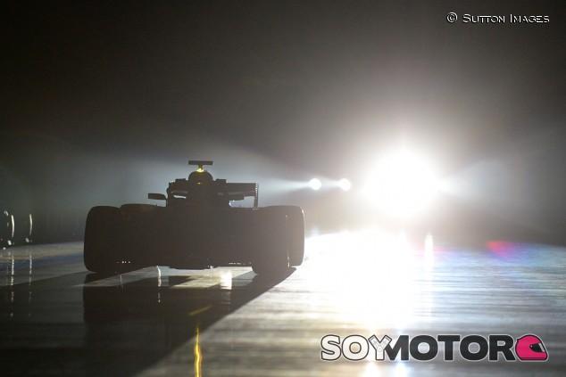 W09 de Mercedes - SoyMotor.com