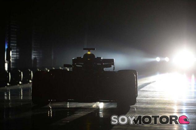 Presentación del W09 en Silverstone - SoyMotor.com