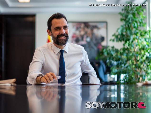 Roger Torrent, nombrado presidente del Circuit de Barcelona-Catalunya - SoyMotor.com