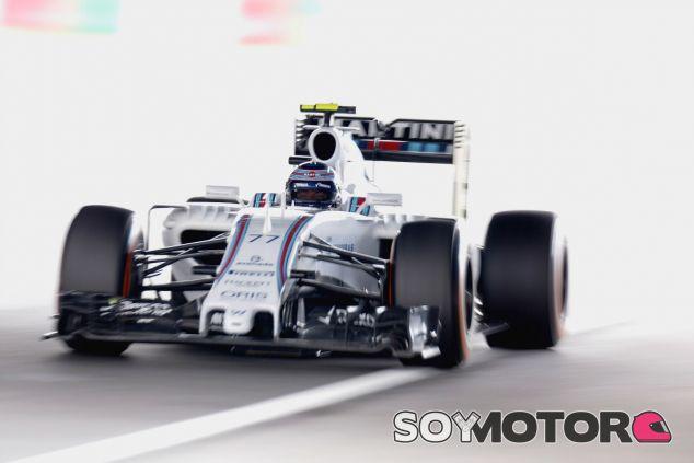 Valtteri Bottas durante el Gran Premio de Japón - LaF1