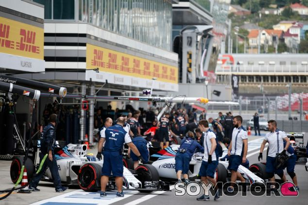 Sabor agridulce en el equipo Williams - LaF1