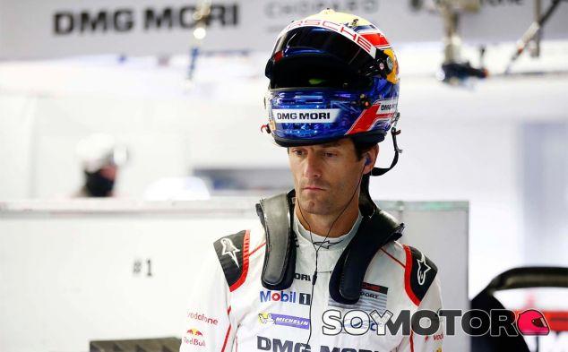 Mark Webber en las 6 horas de Fuji - LaF1