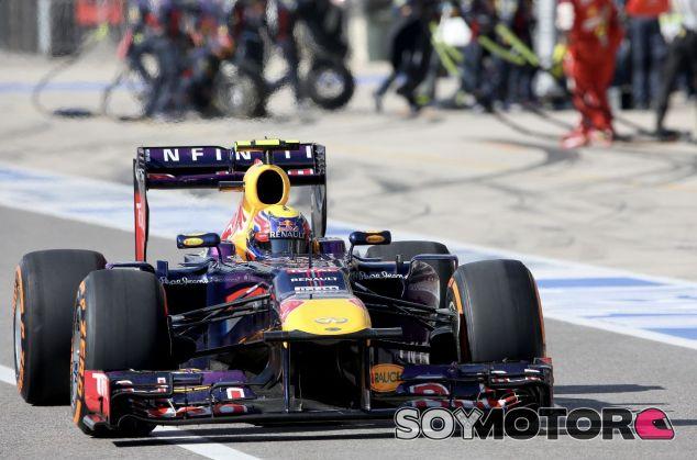 Mark Webber en 2013 - SoyMotor.com