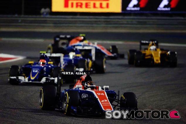 Wehrlein lidera su grupo en el GP de Baréin - LaF1
