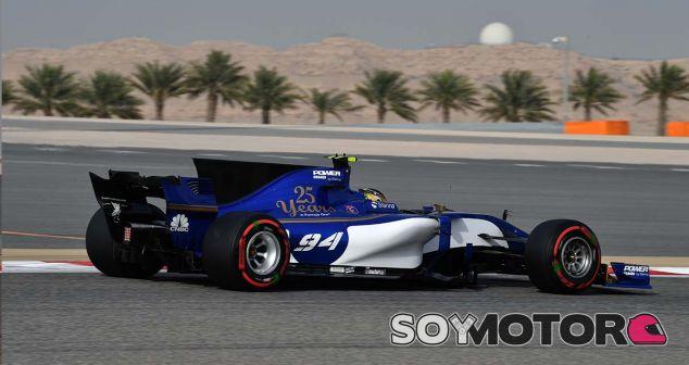 Sauber en el GP de Baréin F1 2017: Sábado - SoyMotor.com