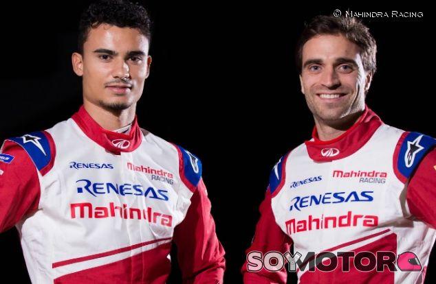 Pascal Wehrlein y Jérôme D'Ambrosio - SoyMotor.com