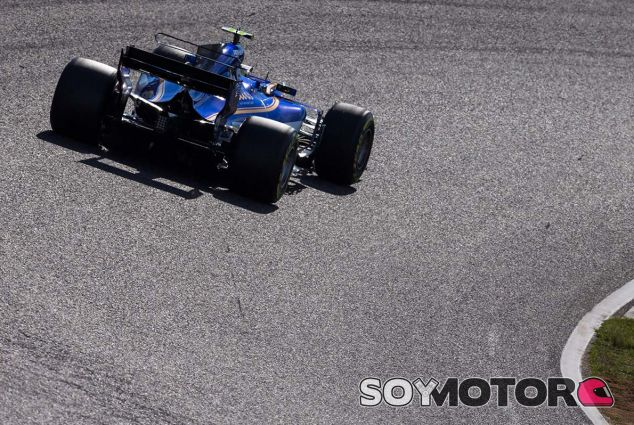 Pascal Wehrlein en Suzuka - SoyMotor.com