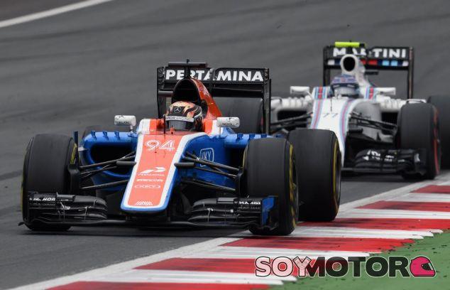 Wehrlein no fue la elección de Mercedes - SoyMotor