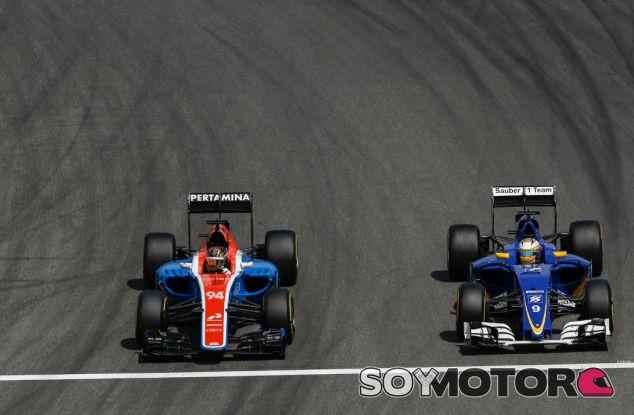 Pascal Wehrlein y Marcus Ericsson serán la pareja de pilotos de Sauber - SoyMotor